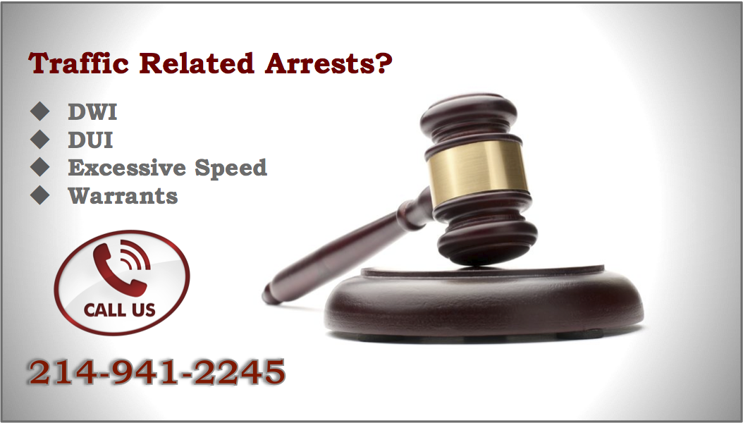 Bail Bonds Dallas DWI